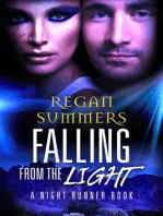 Falling from the Light (Night Runner, #3)