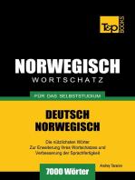 Wortschatz Deutsch-Norwegisch für das Selbststudium