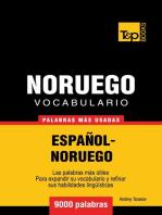 Vocabulario Español-Noruego