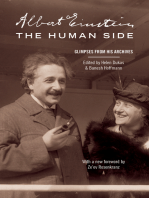 Albert Einstein, The Human Side