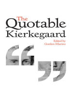 The Quotable Kierkegaard