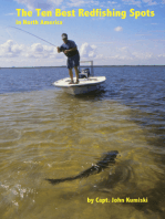 The Ten Best Redfishing Spots in North America