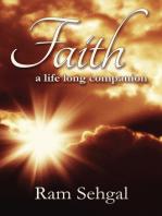 Faith a life long companion