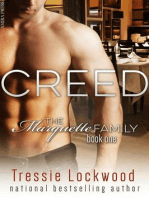 Creed (The Marquette Family, #1)