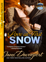 Love at First Snow (Seattle Sockeyes)