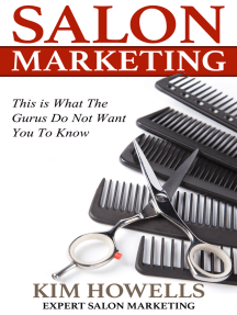 Salon Marketing This is What The Gurus Do Not Want You To Know