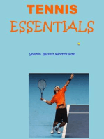 Tennis Essentials (The video-text sports series)