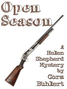 Open Season: Helen Shepherd Mysteries, #4