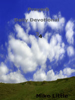 Proverbs Daily Devotional 4