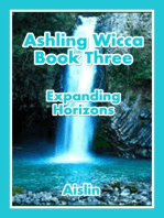 Ashling Wicca, Book Three