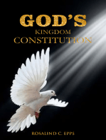 God's Kingdom Constitution