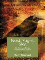 Nest. Flight. Sky.
