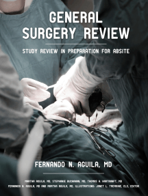General Surgery Review by MD, Fernando Aguila, and Martha Aguila - Read  Online