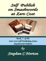 Self Publish on Smashwords at Zero Cost