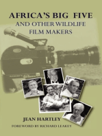 Africa's Big Five and Other Wildlife Filmmakers