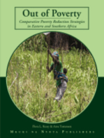 Out of Poverty. Comparative Poverty Reduction Strategies in Eastern and Southern Africa: Comparative Poverty Reduction Strategies in Eastern and Southern Africa