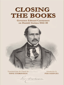 Closing the Books: Governor Edward Carstensen on Danish Guinea 1842-50