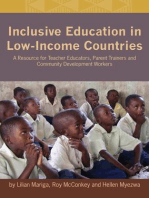 Inclusive Education in Low-Income Countries
