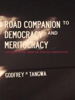 Road Companion to Democracy and Meritocracy