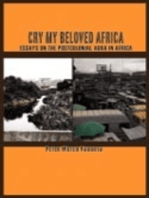 Cry my Beloved Africa