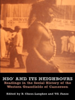 Nso and Its Neighbours. Readings in the Social History of the Western Grassfields of Cameroon