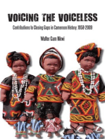 Voicing the Voiceless