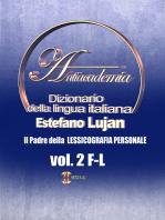 Dizionario Italiano Estefalu