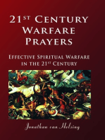 21st Century Warfare Prayers