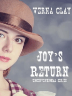 Joy's Return (Unconventional Series #4)