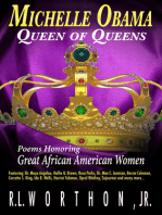 Michelle Obama Queen of Queens Poems Honoring Great African American Women