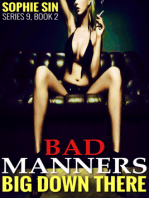 Bad Manners (Big Down There Series 9, Book 2)