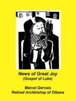 News of Great Joy(Gospel of Luke)