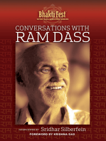 Conversations with Ram Dass: Interviewed by Sridhar Silberfein