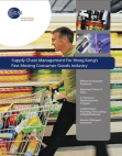Study in Supply Chain Management - Fast Moving Consumer Goods Industry (FMCG)