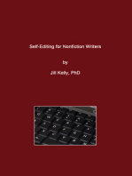 Self-Editing for Nonfiction Writers