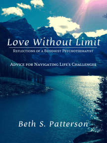 Love without Limit: Reflections of a Buddhist Psychotherapist