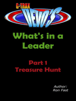 G-TRAX Devo's-What's in a Leader Part 1