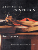 A Stay Against Confusion