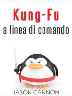 Kung-Fu A Linea Di Comando