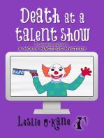 Death at a Talent Show