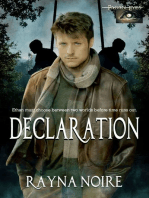 Pagan Eyes:Declaration