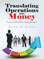 Translating Operations into Money