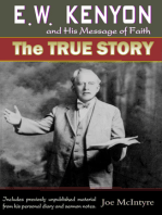 E.W. Kenyon and His Message of Faith
