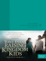 Raising Kingdom Kids Devotional