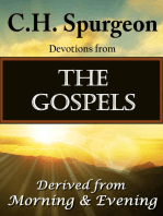 C.H. Spurgeon Devotions from The Gospels