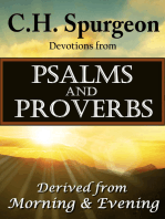 C.H. Spurgeon Devotions from Psalms and Proverbs