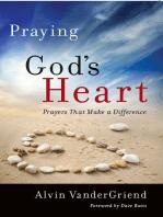 Praying God's Heart