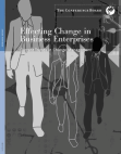 Research Study on Effecting Change in Business Enterprises