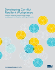 Study on conflict Resilient Workplace