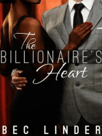 The Billionaire's Heart (The Silver Cross Club, #4)